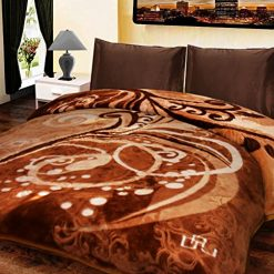 Double Bed Mink Blankets With Beautiful Design by Avioni