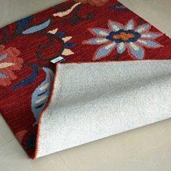Floral Patterned Carpet | Loop Pile Modern Rug | Avioni