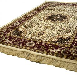Persian Carpet – Silk Premium Living Room Rug – 3X5 Feet -Avioni