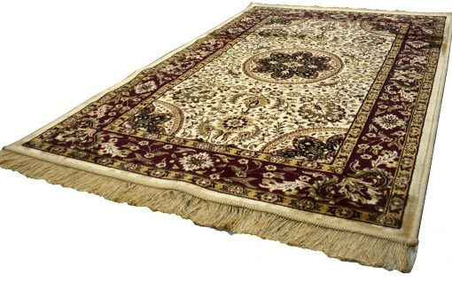 Persian Carpet - Silk Premium Living Room Rug - 3X5 Feet -Avioni