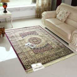 Persian Rugs – Premium Silk  Living Room Carpet – 4X6 Feet -Avioni