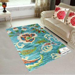 Floral Carpet | Hand Tufted Area Rugs| Loop Pile | Avioni