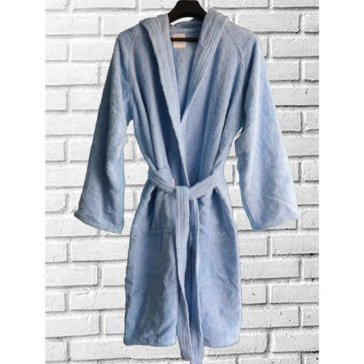 Bathrobes With Hood Cotton Unisex by Avioni