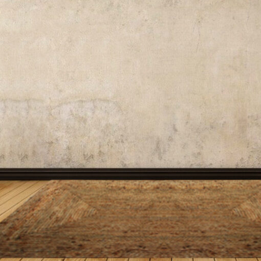 Jute Mat - Natural Rugs - Braided Area Rug - Natural - Handmade & Unbleached - 112 X 174 cm - Avioni Premium Eco Collection