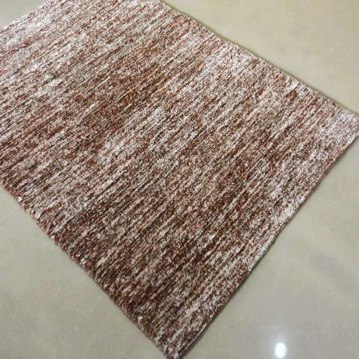 Solid Handloom Brown Shaded Rug/ Carpets 3 x 5 Feet By Avioni