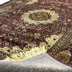 Persian Carpet – Premium Silk  Luxury Living Room Area Rug – 4X6 Feet -Avioni