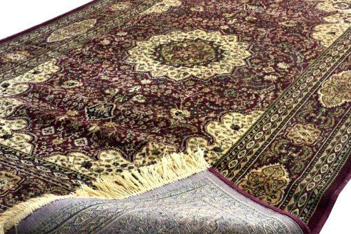 Persian Carpet – Premium Silk  Luxury Living Room Area Rug – 4X6 Feet -Avioni