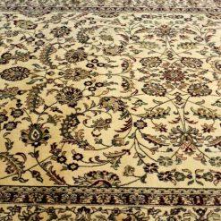 Persian Carpet – Premium Silk Luxury Area Rug – 4X6 Feet -Avioni