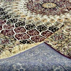 Persian Rugs – Silk – Premium Living Room Carpet – 5X7 Feet -Avioni