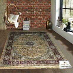 Persian Rugs – Premium Silk Luxury Carpet – 5X7 Feet -Avioni Best Seller