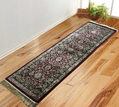 Persian Rugs - Silk - Luxury Floor Carpet - 2X6 Feet -Avioni