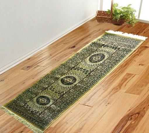 Persian Carpet – Premium Silk Luxury Area Rug – 2X6 Feet -Avioni