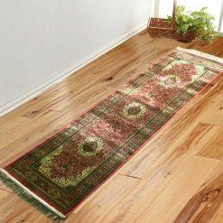 Persian Rugs – Premium Silk – Luxury Floor Carpet – 2X6 Feet -Avioni