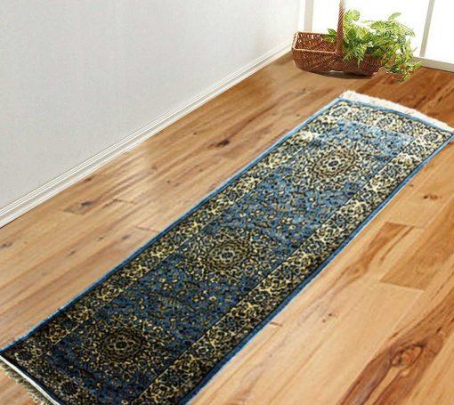 Persian Carpet - Silk Luxury Area Rug - 2X6 Feet -Avioni