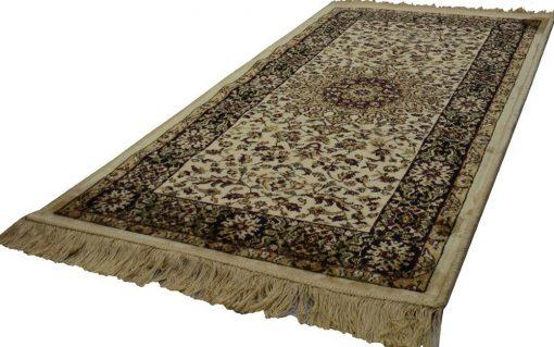 Persian Rugs - Silk Luxury Floor Carpet - 2X4 Feet -Avioni