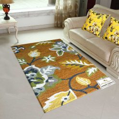 Contemporary Floral Area Rugs | Best Wool Carpets | Avioni