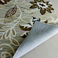 Floral Carpet | Contemporary Wool Rugs | Loop Pile | Avioni