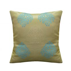 Cushion Covers in beautiful Aqua shade 16 X 16 Inch (set of 5) by Avioni