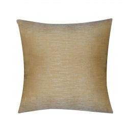 Beautiful Cushion Covers in Plain Golden 16 X 16 Inch (set of 5) by Avioni
