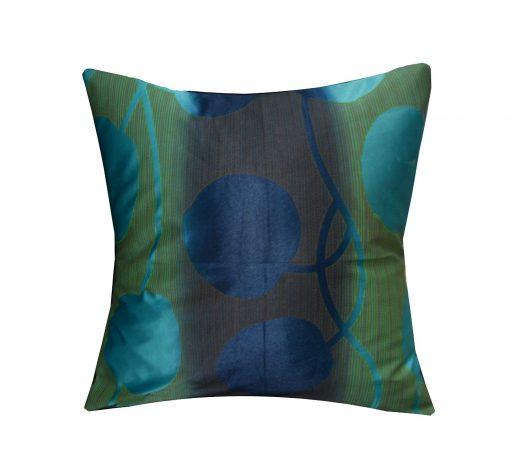Beautiful Cushion Covers in Aqua heavy knitting 16 X 16 Inch (set of 5) by Avioni