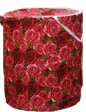 Avioni One  Foldable Laundry Bag of Floral  Printed Multicolor