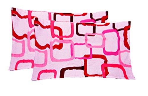 Pillow Cases - Beautiful Pillow Cover - Set of 2 - 100% Cotton - Avioni