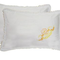 Pillowcase Collection – Beautiful Pillow Cases in 100% Cotton – Set of 2 – Avioni