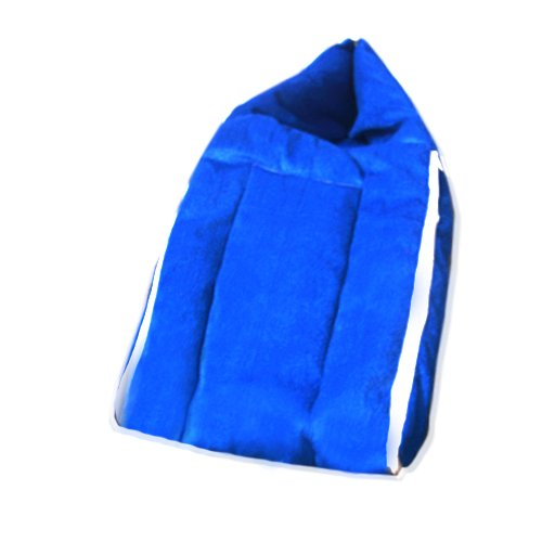 Kids Super Soft And Warm Wrapper (0 -12 Months) in Blue Color by Avioni