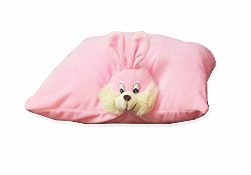 Kids Pillow With Soft Animal Face by Avioni