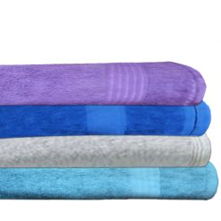 Bath Towels ( Set of 4) 100% Cotton by Avioni