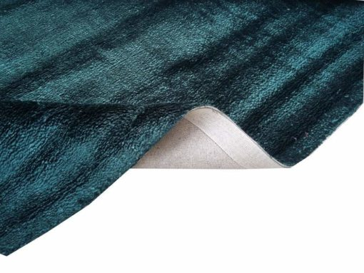 Clearance SalePremium Silk Carpet In Sea Green Color-6.5X10 Feet by Avioni -199x 305 cm-Only 2 left in stock