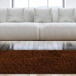 Shaggy Plain Carpet Coffee In Shaggy Premium Look By Avioni