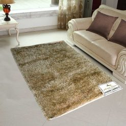 Fur Rug For Living Room|Beige|By Avioni