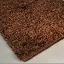 Avioni Handloom Rugs Carpets For Living Room In Fur Material- Reversible for double side usage- Light weight -No antislip backing, foldable like a dhurry