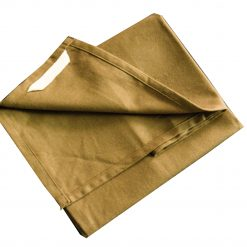 Kitchen Towels / Napkins 100% Cotton (Set Of Six) Brown