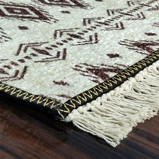Avioni Carpets for Living Room – Neo Modern Collection Coffee- Beige Carpet/Rug – 92x 152 cm (3×5 Feet)