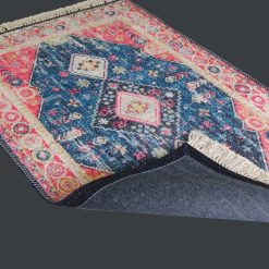 Silk Carpet Distressed  – Silk Premium Tribal Living Room Rug -3×5 Feet  (90 x 150 cms)-Avioni
