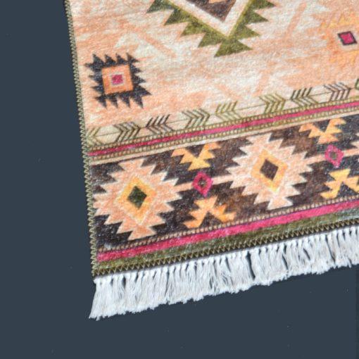 Silk Carpet Ethnic Premium Living Room Rug Multi -Avioni