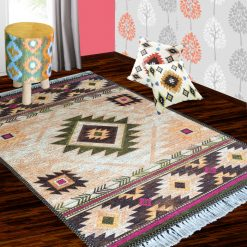 Silk Carpet Ethnic Premium Living Room Rug Multi -Avioni