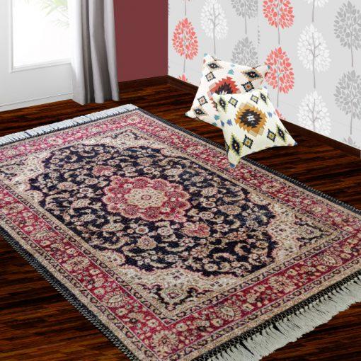 Faux Silk Carpets