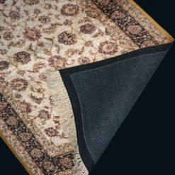 Silk Carpet Persian Design Collection Beige – Living Room Rug – 3×5 Feet  (90 x 150 cms)-Avioni