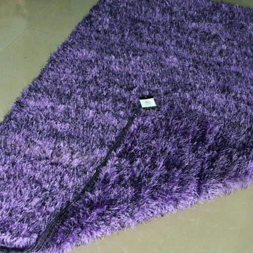 Fur Rug For Living Room|Purple|By Avioni|122×182 cm|4×6 Feet