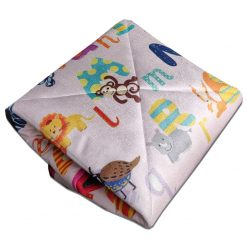 Baby mat / Kids Rugs Quilted- ABCD Rug for little princess-Avioni