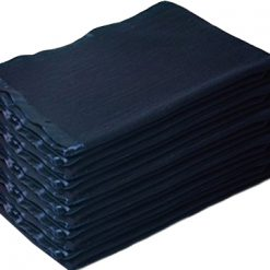 Buy Winter Blanket Online – Wool Blankets Navy Blue With Ultra Satin On Borders- set of 5 Blankets – MSF