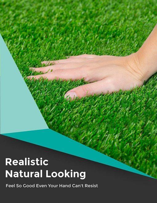 Artificial Grass Carpet for Balcony Garden-Lawn – Hall |Eco friendly Material|Dense Carpeting