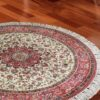 round persian carpet online