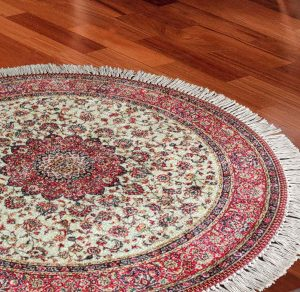 round persian carpet online