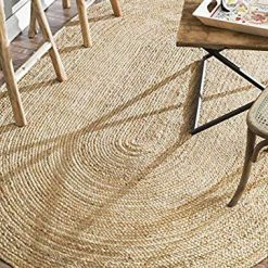 Jute Oval Carpets – Braided Area Rugs – Rug Handmade – Avioni