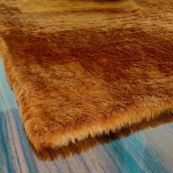 Soft Shaggy Rugs  – Fluffy Rug  –  Brown Premium Fur – Avioni Carpets