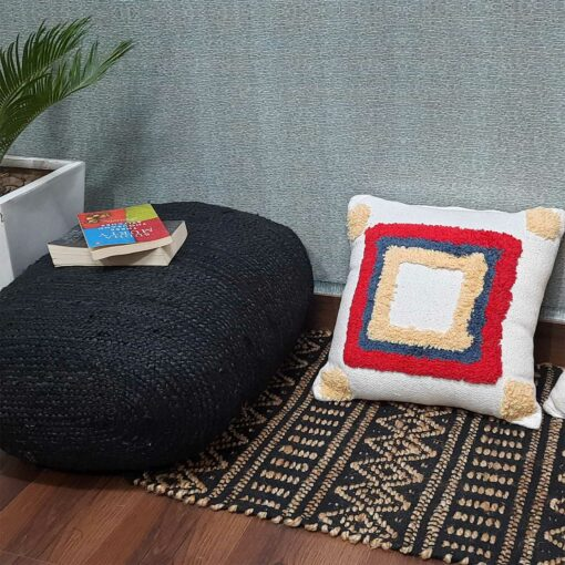 sofa cushion cover with zipper